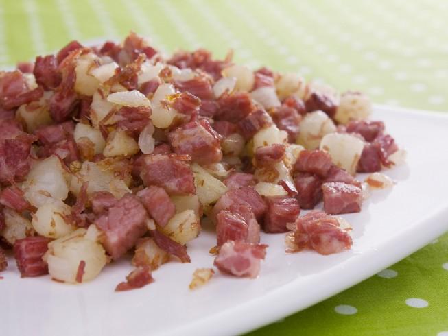 Easy Corned Beef Hash
