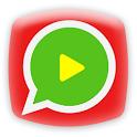 Séries de Filmes para WhatsApp icon