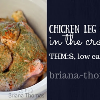 Chicken Leg Quarters Crock Pot Recipes