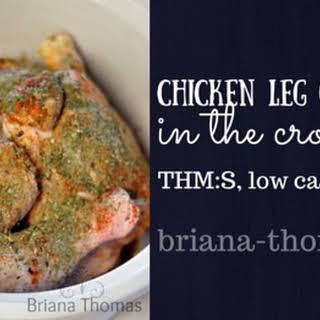 Chicken Leg Quarters Crock Pot Recipes.