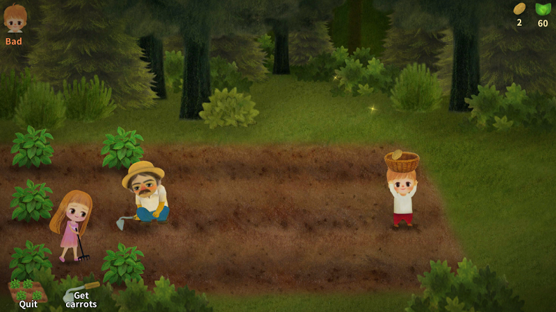 A Tale of Little Berry Forest: Fairy tale game Screenshot 7