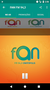 REDE FAN FM- screenshot thumbnail