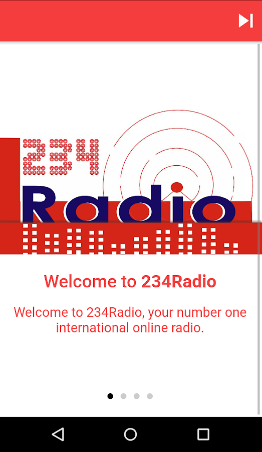 234Radio.- screenshot