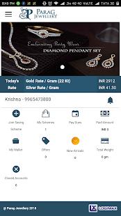 Parag Jewellery screenshot