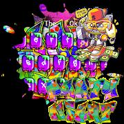 App Street Graffiti Keyboard Theme APK for Windows Phone