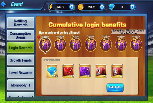 Télécharger Football  Management Star mod apk screenshots 5