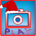 Christmas Camera Fun icon