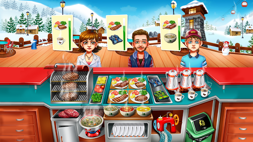 Cooking Fest : Fun Restaurant Chef Cooking Games  {cheat|hack|gameplay|apk mod|resources generator} 3