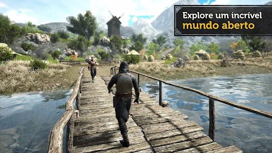 Evil Lands: Online Action RPG Apk Mod (Skill Infinita + Free Upgrade) 3
