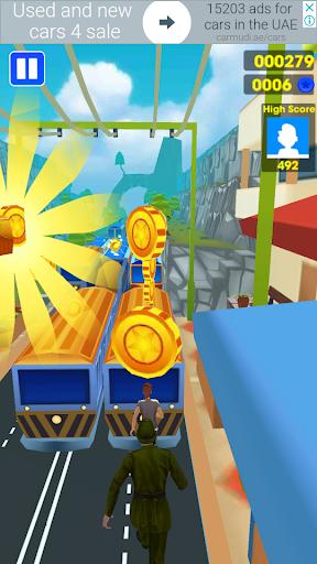 Subway Surf Boy Teen edition 1.7 screenshots 2