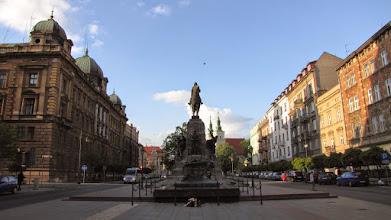 Photo: Pomnik nieznanego żołnierza w Krakowie