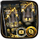 Golden Wild Lion Theme for PC-Windows 7,8,10 and Mac