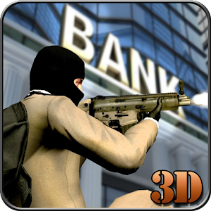 Bank Robbery Crime Vs Police for PC and MAC