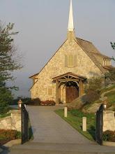 Photo: Cliffs of Glassy Mountain Chapel - Landrum, SC Brenda M. Owen - http://WeddingWoman.net