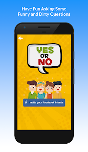 Yes or No Questions – The Questions Roulette Game - náhled