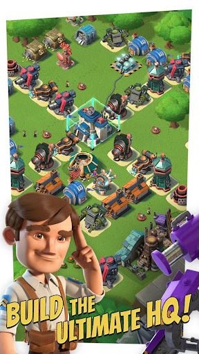 Boom Beach 35.158 screenshots 4