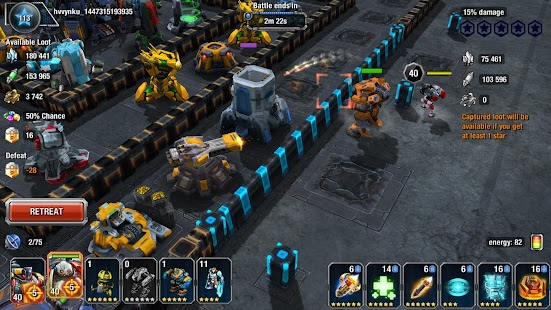 Galaxy Control 3D Strategy Android apk