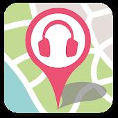 The Lauschtour-App