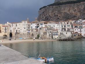Photo: Cefalù plage