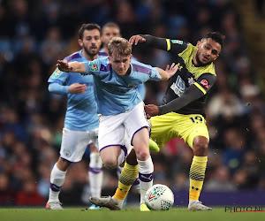 Goudhaantje en kleinzoon van twee clubiconen debuteert voor Manchester City