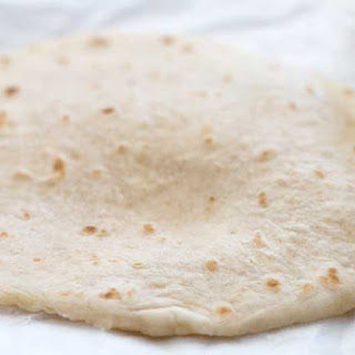 Homemade Soft Tortilla Wraps Recipe