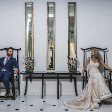 Wedding photographer Aris Konstantinopoulos (nakphotography). Photo of 17.01.2018