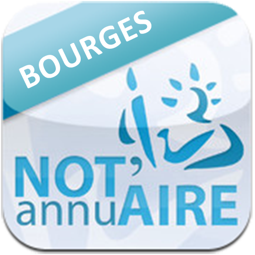 Annuaire Notaires Bourges (app)