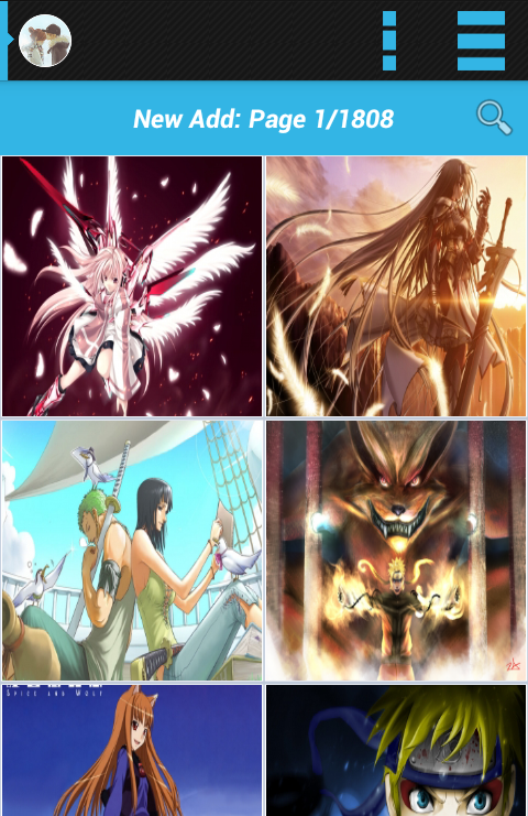 all anime wallpaper android apps on google play
