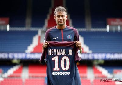 Neymar ne jouera pas le premier match de championnat du PSG