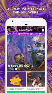 LakersWorld Amino - náhled