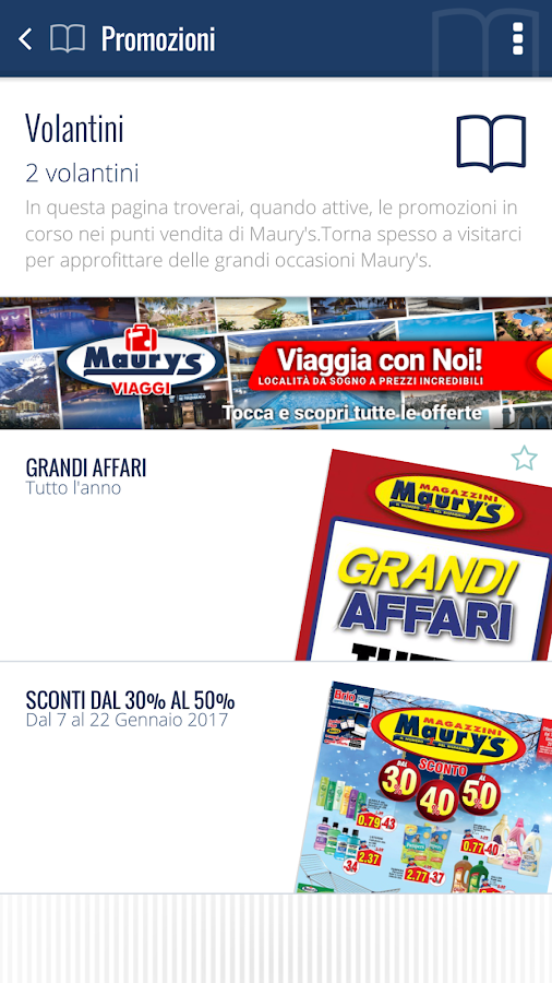 Maury's- screenshot