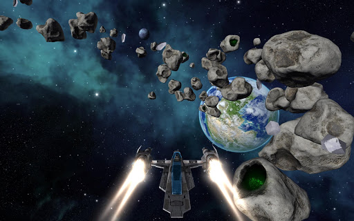 Vendetta Online (3D Space MMO) screenshots 8