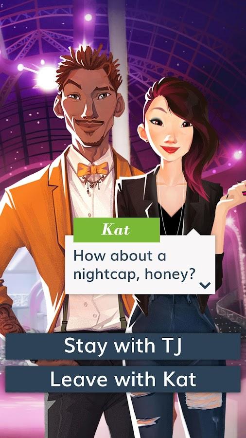 Paris dating app