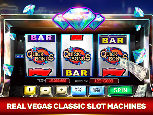 Free Casino Slot Machines & Unique Vegas Games screenshot