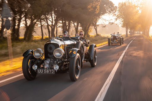 It's back to life for the Bentley 'Blower'