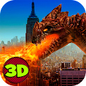 Smashy Dragon City Rampage 3D icon