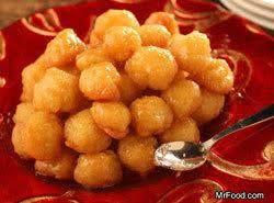 Italian Honey Balls