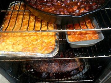 Dee's Smoked Mac N Cheese Recipe