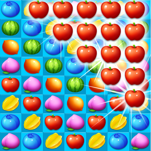 Sweet Match 3 Fruit (game)