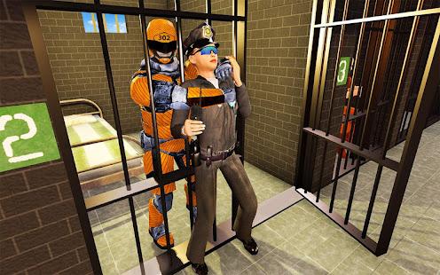 Download Robot Prison Escape For PC Windows and Mac apk screenshot 3