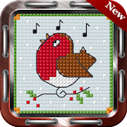 550+ Cross Stitch Patterns Ideas icon