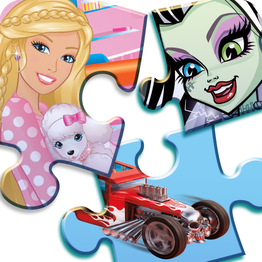 Mattel Fun with Puzzles