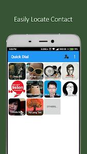 Quick Dial screenshot 0