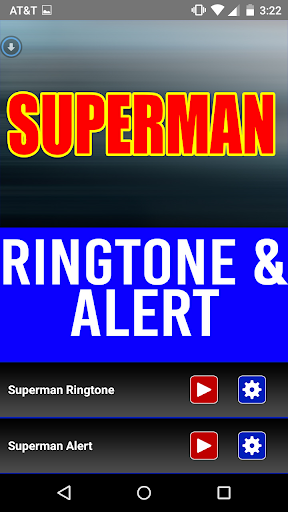 Superman Theme Ringtone