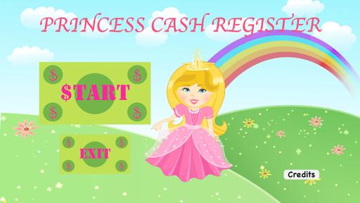 Princess Cash Register