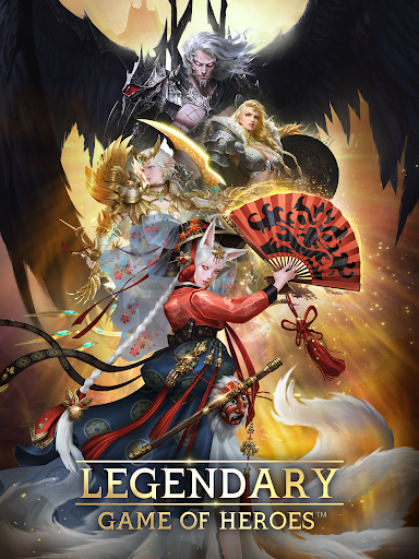 Legendary : Game of Heroes 3.4.1 androidappsheaven.com 1