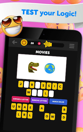Guess The Emoji - Trivia and Guessing Game! 9.39 Screenshots 20