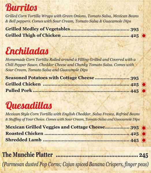 Maquina menu 4