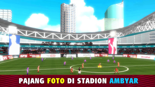 Super Fire Soccer Indonesia 2020: Liga & Turnamen apkpoly screenshots 5