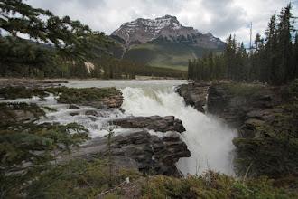 Photo: Jasper NP - Athabasca Falls